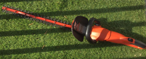 Hedge Trimmer with24in blade