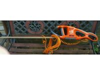 Flymo easycut hedge trimmer 600xt