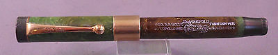 Parker Lady Duofold Clip model Fountain Pen  working--medium