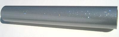 Silver Ultra Metallic Sign Vinyl 24 X 10 Ft Roll Cutter Plotter Film