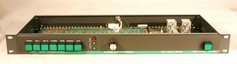 DuKane Audio Control Panel - Model 9A1670