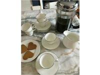 Wedgwood bone China - Tea Set