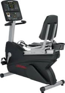 Life Fitness Integrity Series Commercial Recumbent Bikes
