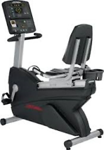 Life Fitness Integrity Series Recumbent Bikes-GREAT SHAPE
