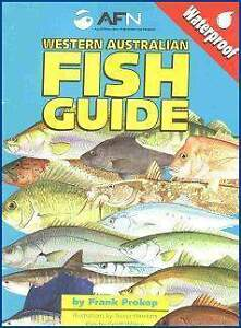 Western Australia Fish Guide Waterproof Pocket Book