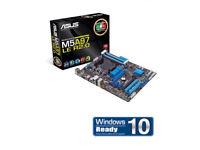 ASUS M5A97 LE R2.0, Socket AM3+, AMD (90-MIBJP0-G0EAY0MZ) Motherboard