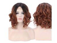 Brand new human hair wig