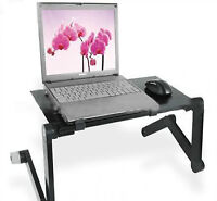 attractive Adjustable Laptop Stand Desk/Bed/Couch