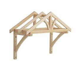 Apex Porch Canopy 1600mm