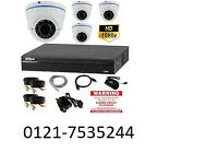 cctv security camera kit hd system