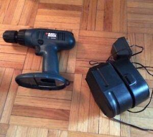 Black & Decker 14.4v Drill