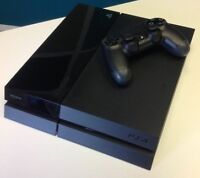Ps4 in great condition Local only
