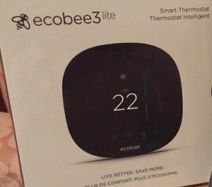 *Brand New* Ecobee 3 Lite Smart Thermostat $120 After Rebate*