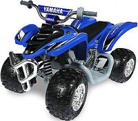 YAMAHA RAPTOR ATV - POWER WHEELS FOR YOUR LUCKY KIDS !!