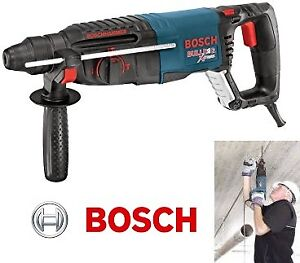 "NEW BOSCH 1"" SDS-PLUS BULLDOG EXTREME ROTARY HAMMER"