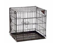 DOG/CAT CAGE/Carrier (Medium flat fold)