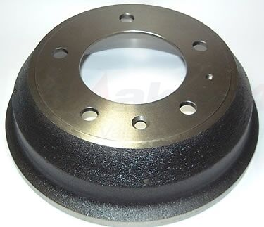 Land Rover Series 3 SWB Front Brake Drums Pair Up to June 1980  591039