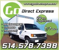 Great Service and Prices. We Are Your Moving Company