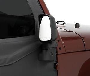 Replacement Mirrors Black -Jeep Wrangler JK/TJ (BST51261-01)