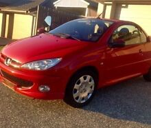 2007 Peugeot 206 Convertible Raceview Ipswich City Preview