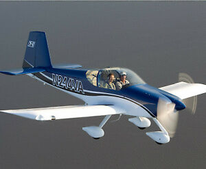 1/3 or 1/4 share of a Vans RV-14A