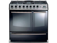 Belling GAS Ovens / Cooker LARGE WITH 5 GAS RINGS