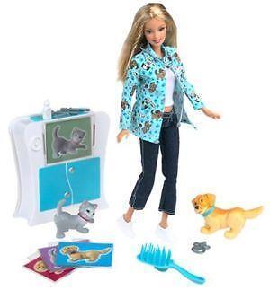 Barbie Pet Doctor Ebay