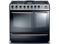 Belling Ovens / Cooker LARGE WITH 5 GAS RINGS