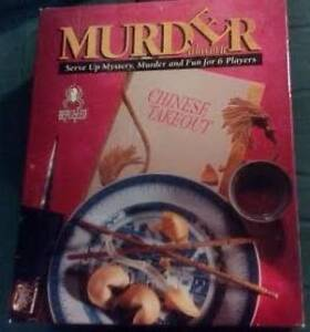 Murder A La Carte - Chinese Takeout - Available Now Merrylands Parramatta Area Preview
