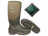 For sale: Arctic Sport Muck Boot - Moss::Arctic Sport Moss Size : UK 8 (Euro 42)