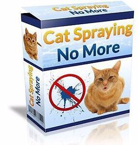 CAT SPRAYING? -  NO MORE!!! - VET Reveals How to Stop Your Cat Peeing Outside the Litter Box PERMANENTLY!