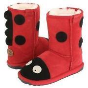 Kids Emu Boots
