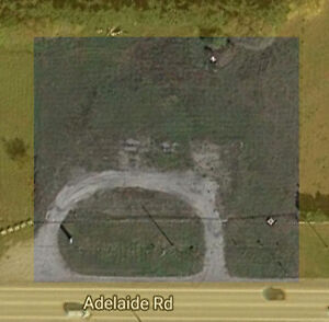 24546 ADELAIDE RD, COMMERCIAL BUILDING LOT, GREAT LOCATION