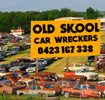 Old Skool Car Wreckers