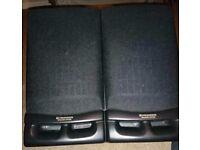 Speakers (pair)30 watt 8 ohms
