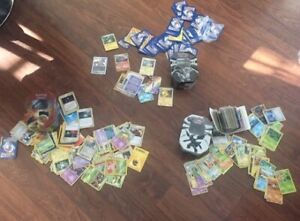 selling some pokemon cards