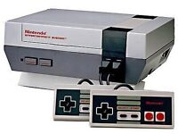 Wanted Nintendo or Sega consoles and games
