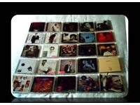 MUSIC CDS - MALE SINGERS - (33 discs) - FOR SALE