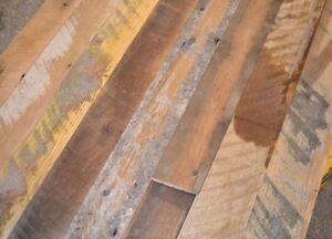 Wanted 2 sq metres of antique (>100 year old) hard wood flooring
