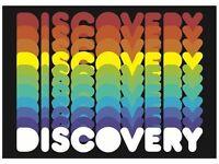 Discovery Christmas disco