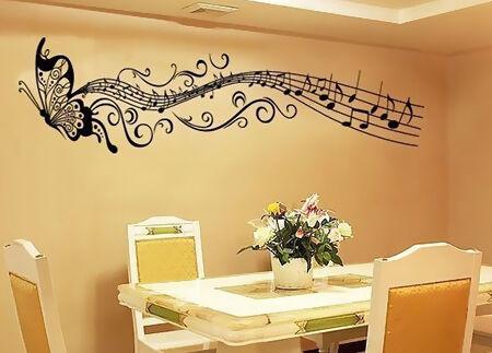 kreative einrichtungsideen mit wandtattoos ebay. Black Bedroom Furniture Sets. Home Design Ideas