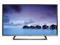 Panasonic TX-40CS520B 40 Inch Full HD LED Smart TV - Like New