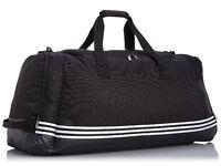 Adidas G74300 3-Stripes XL Team Wheeled Bag Trolley.. Brand new