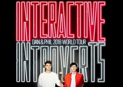 2 Dan and Phil VIP tickets wanted, $550 each💰