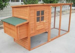 Extra large chicken coop