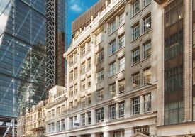 Desk Space To Rent - Leadenhall Street, Leadenhall, London, EC3 - Flexible Office Space