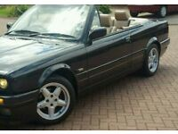 "15"" BMW E30 GENUINE AC Schnitzer Alloys 4×100 WITH 205/50/15 TYRES. Fit Golf mk2"