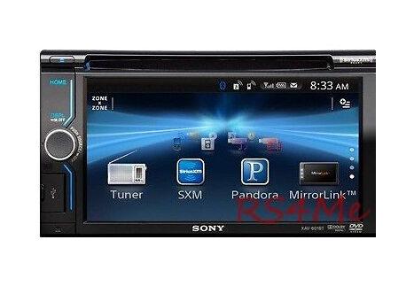 Sony XAV601BT