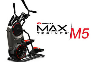 BRAND NEW BOWFLEX MAX TRAINER NOW AVAILABLE (M5)