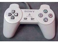 playstation one control pad